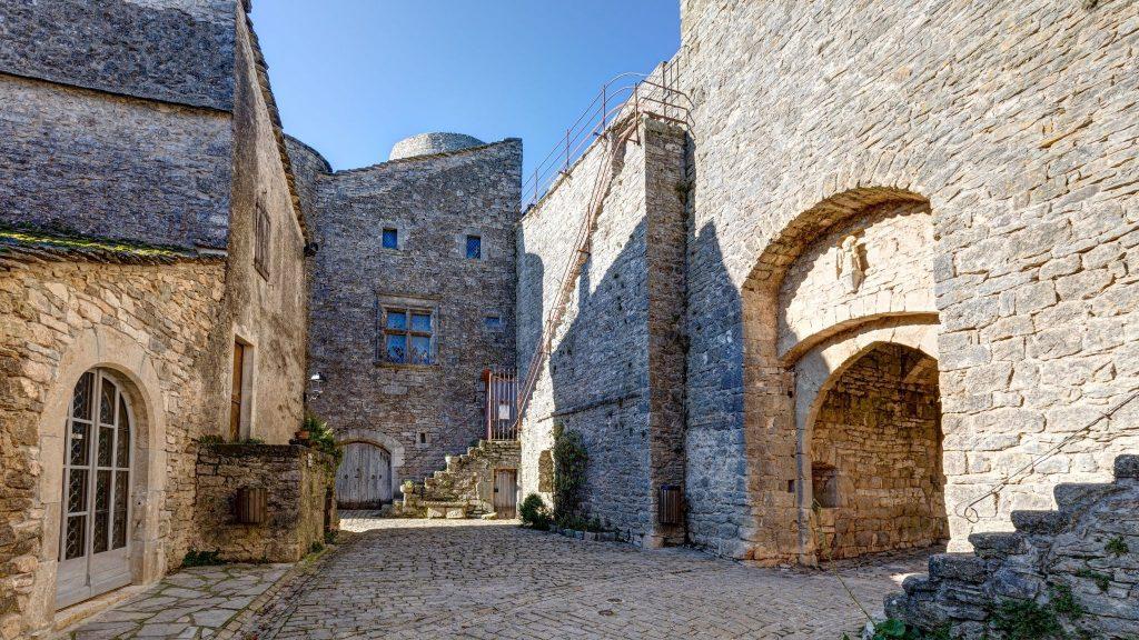 El Castillo Medieval de La Couvertoirade
