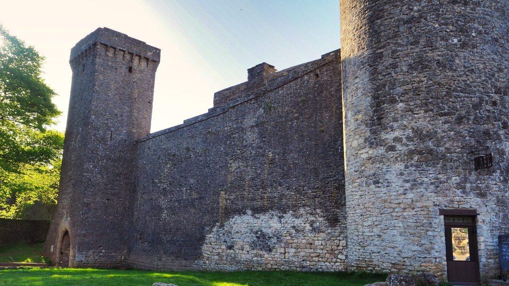 La Couvertoirade y sus fortificaciones