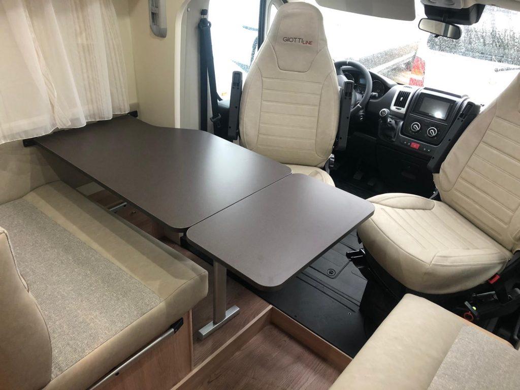 Autocaravana Giottiline 390