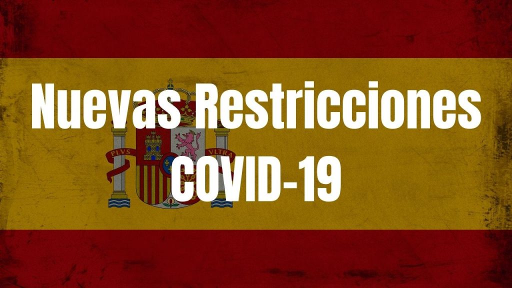 Nuevas Restricciones COVID-19