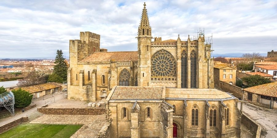 Basílica Saint Nazaire Carcassonne