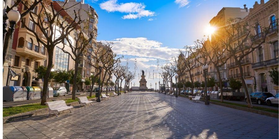 Rambla Nova Tarragona