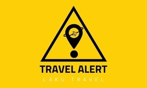 Alerta de Viaje