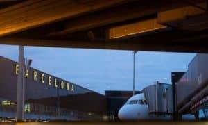 Aeropuerto Barcelona T2