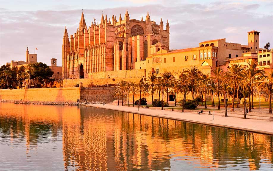 Visitar Palma de Mallorca